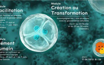 Cursus formations à la gouvernance cellulaire